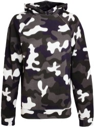 Christopher Kane camouflage hooded sweatshirt