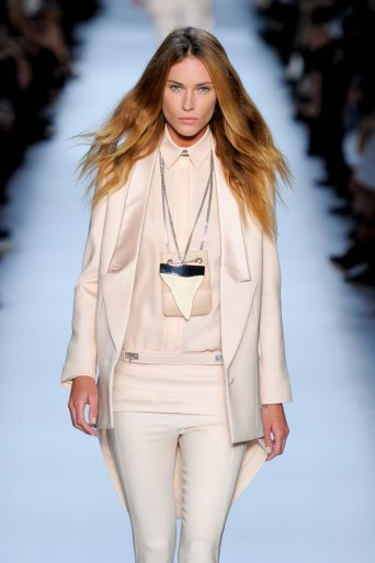 Givenchy Spring/Summer 2012 pink jacket