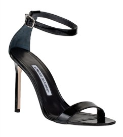 Manolo Blahnik Chaos sandals as seen on Rihanna
