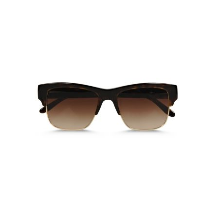 Stella McCartney half-rim sunglasses