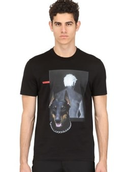 Givenchy Doberman t-shirt