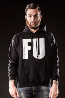 Another Enemy FU hoodie