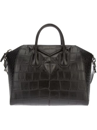 Givenchy embossed Antigona tote