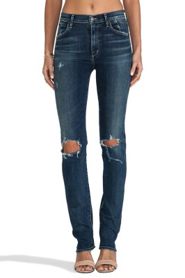 Citizens of Humanity premium vintage arley jeans in ramone as seen on Rihanna
