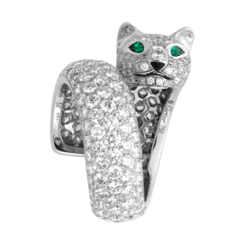 Cartier panther ring