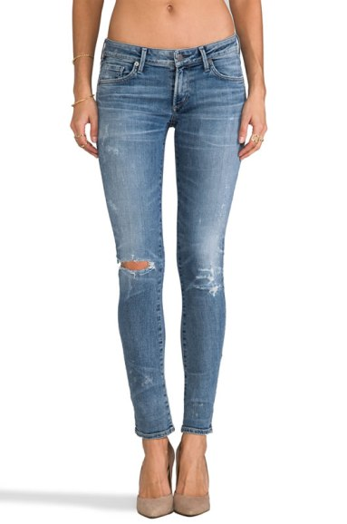 Citizens of Humanity Racer jeans in Crosby