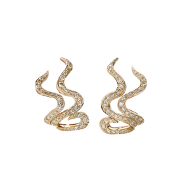 H.Stern Iris earrings