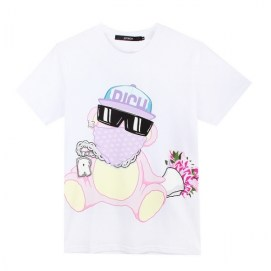 Joyrich Ghetto Pink Bear t-shirt