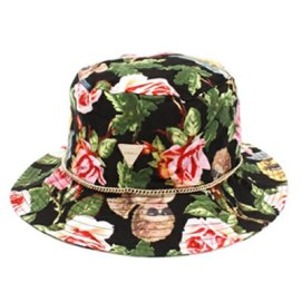 Joyrich - Angelic Rich Floral bucket hat