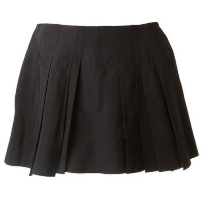 Alexander Wang pleated mini skirt