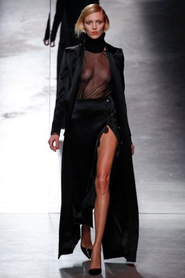 Anthony Vaccarello Fall/Winter 2014