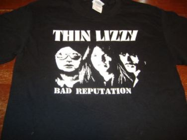 Thin Lizzy Bad Reputation t-shirt
