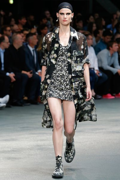 Givenchy Spring/Summer 2015 menswear - Look 43