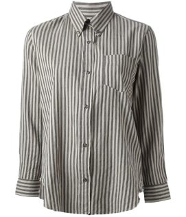 Isabel Marant Étoile striped shirt