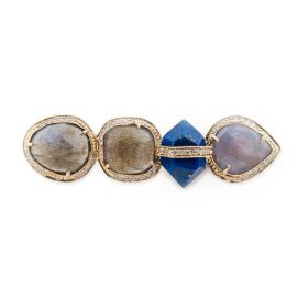 Jacquie Aiche gemstone knuckle ring