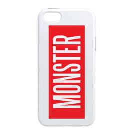 Trapstar x The Monster Tour iphone 5 white case