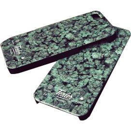 Tealer weed iPhone case