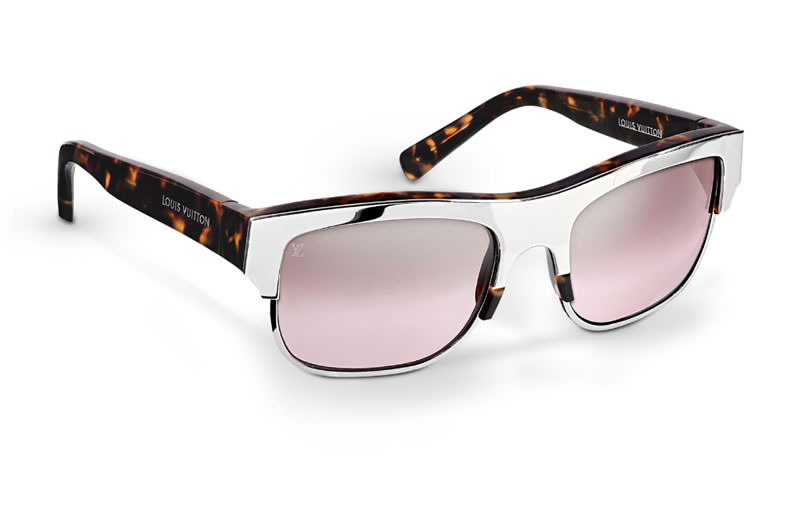 Louis Vuitton Bruce Z0660 sunglasses