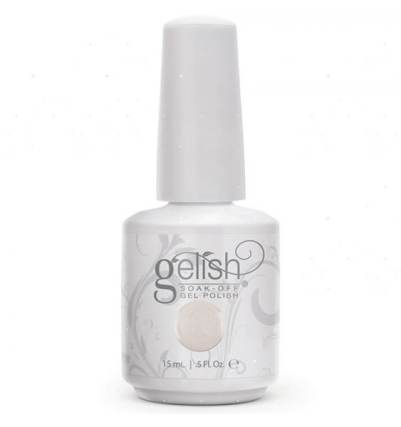 Gelish The Big Chill white/grey gel polish as seen on Rihanna