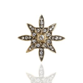 Annoushka Frost large stud earring as seen on Rihanna