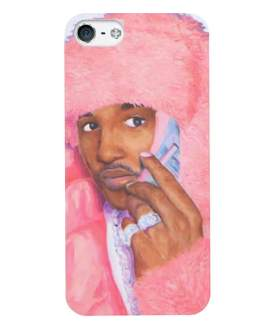 Dimepiece Real Men Wear Pink iPhone 5 case