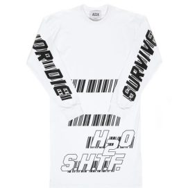 ASSK Fall 2014 Survive or Die unisex long-sleeved t-shirt as seen on Rihanna