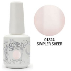Gelish Simple Sheer gel polish