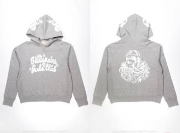 Billionaire Gilrs Club Sally hooded pullover sweatshirtBillionaire Gilrs Club Sally hooded pullover sweatshirt as seen on Rihanna