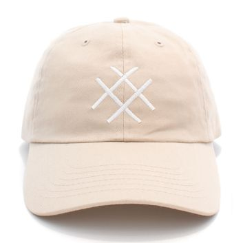 Lucid FC off-white baseball hat as seen on Rihanna