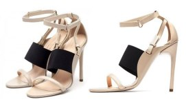 Rupert Sanderson Falaise sandals as seen on Rihanna