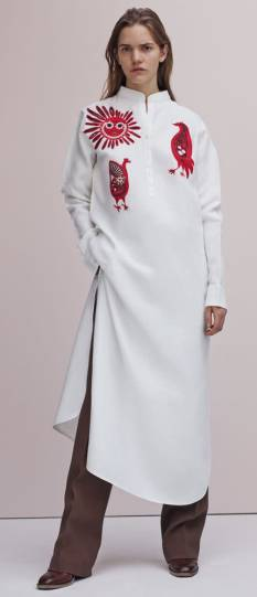 Céline Pre-Fall 2015 shirt dress