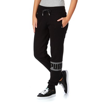 Puma Icon sweatpants as seen on Rihanna