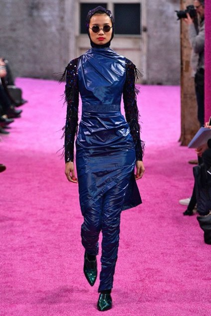 Fyodor Golan Fall 2014 Look 8 as seen on Rihanna Antidiary