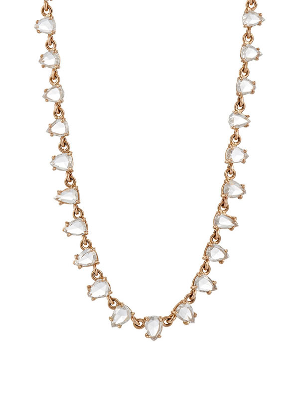 Irene Neuwirth diamond necklace as seen on Rihanna