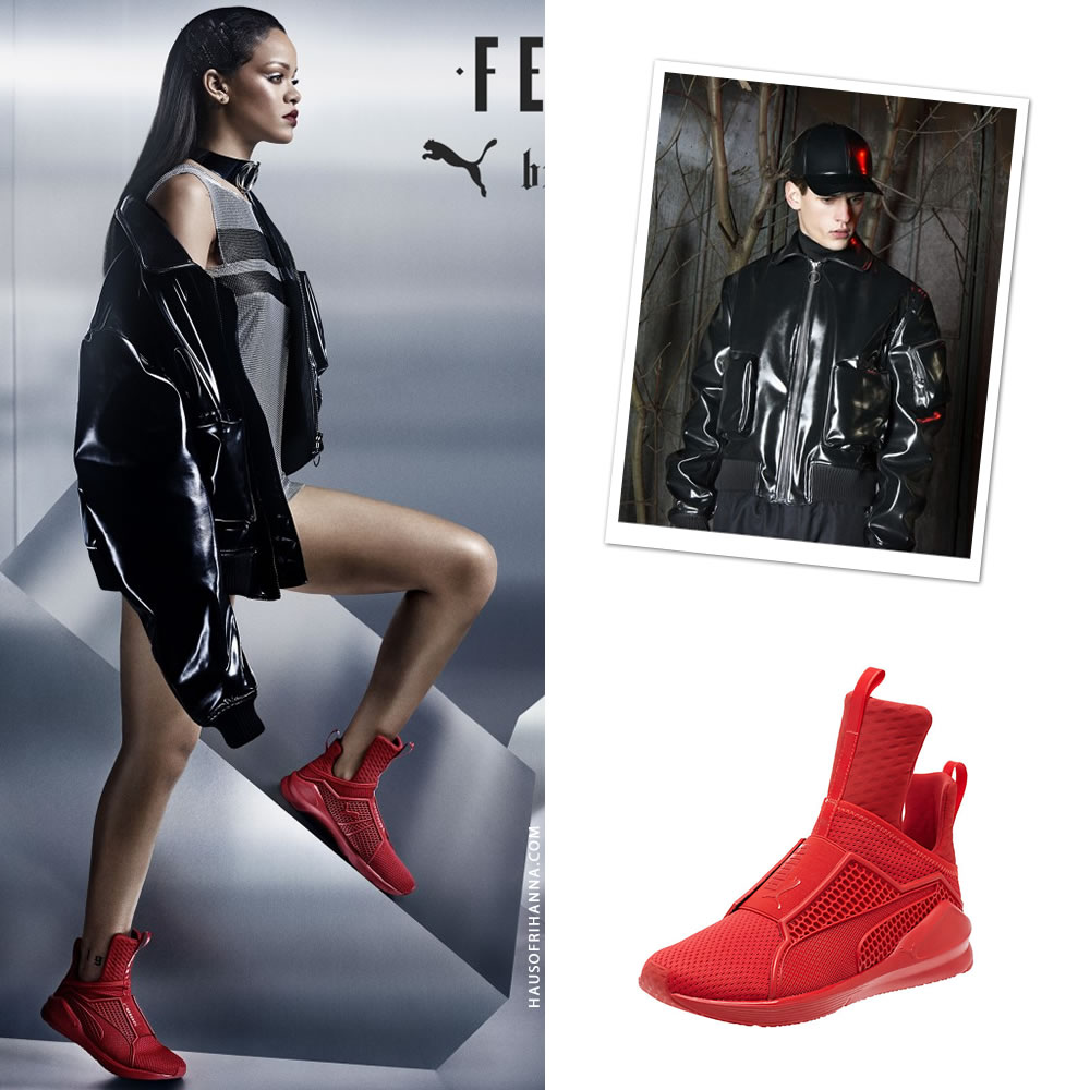 rihanna fenty x puma the trainer campaign haus of rihanna. Black Bedroom Furniture Sets. Home Design Ideas