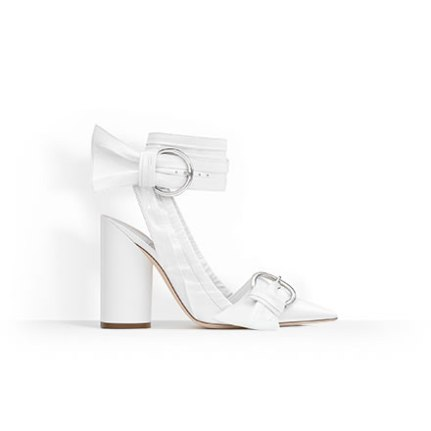 Dior Spring 2016 Conquest slingback pumps as seen on Rihanna