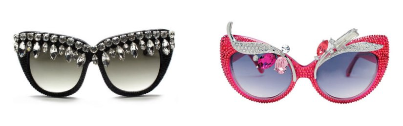 a-morir nico and navarro crystal sunglasses