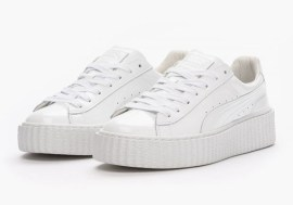 Puma by Rihanna Creeper in White Glo