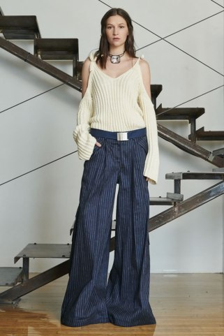 Rosie Assoulin Resort 2016 Look 11