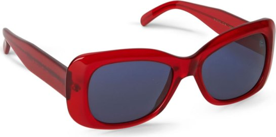 Cutler and Gross red Jackie O sunglasses as seen on Rihanna