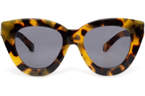 Karen Walker Anytime cateye sunglasses as seen on Rihanna