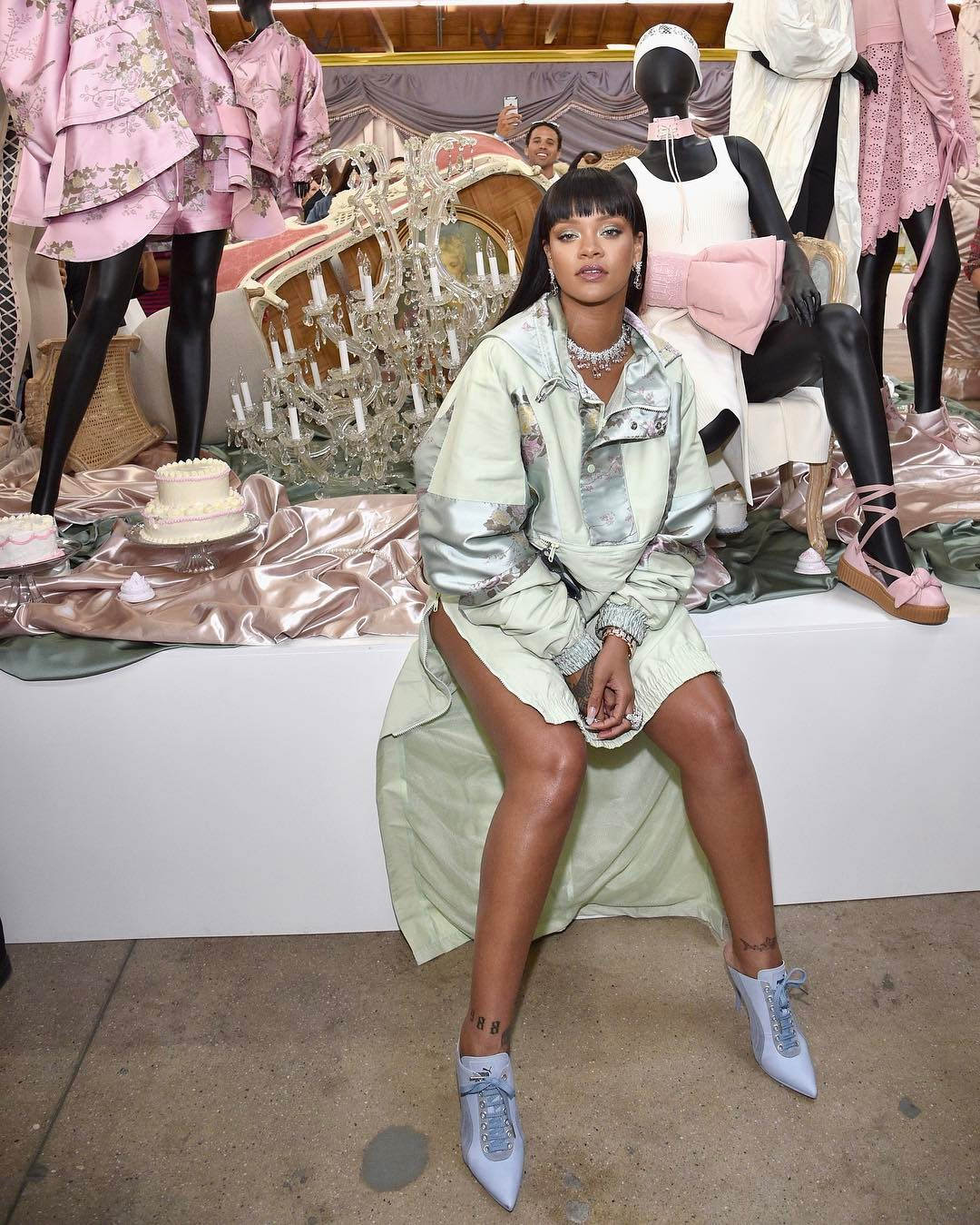puma rihanna boutique