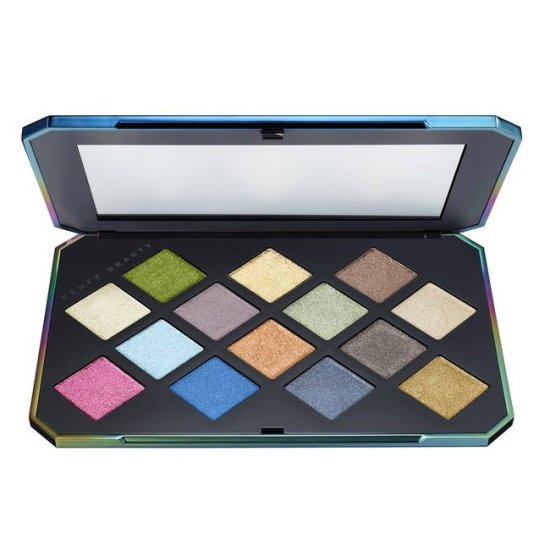 Fenty Beauty Galaxy Collection eyeshadow palette