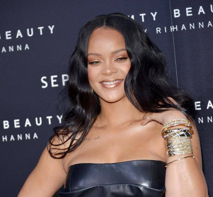 Rihanna Fenty Beauty makeup Sephora Milan launch