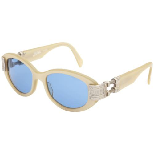 Vintage Jean Paul Gaultier 56-5204 sunglasses as seen on Rihanna