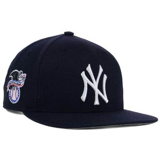 47 New York Yankees Sure Shot hat as seen on Rihanna
