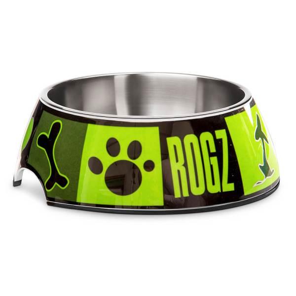 rogz Hundenapf Bubble Bowlz Lime Juice grün L (700ml) M (350ml) S (160ml)