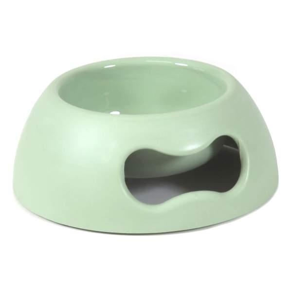 United Pets Hundenapf Pappy Bowl grün L (2.2L)|M (1.1L)|S (350ml)