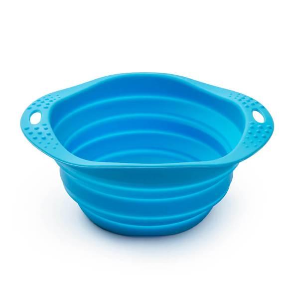 Beco Pets Reisenapf Travel Bowl blau (0.75L)