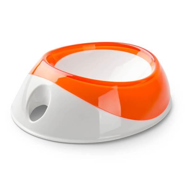 Freezack Hundenapf UFO Contempo Bowl orange L (920ml)|M (490ml)|S (240ml)